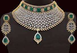 diamond set 38 lakhs heavy diamond set jewellery designs