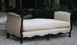 john stephens french couch day bed