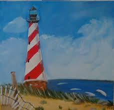 watercolor lighthouses at t yahoo image search results