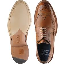 bureau vall馥 martinique barker shoes barker creative bailey brogues in cedar calf at