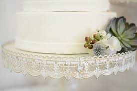 16 cake stand metal cake stand white 16in
