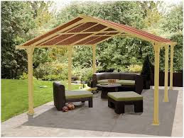 backyards excellent 10 x 12 aluminum gazebo with curved accents