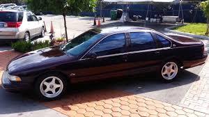 1995 for sale 1995 chevrolet impala ss for sale karconnectioninc com miami fl
