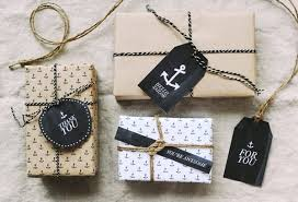 Nautical Themed Giveaways - 51 seriously adorable gift tag ideas