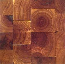 mesquite wood block flooring