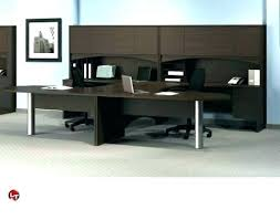 2 person computer desk gray computer desk l shaped office desk and hutch with frosted glass