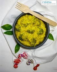cuisiner des brocolis frais risotto de quinoa au brocoli et curcuma frais brocoli and fresh