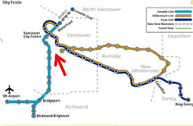 vancouver skytrain map skytrain voony s page 2