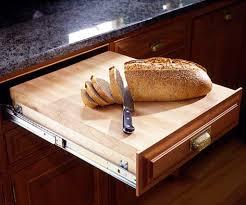 creative kitchen storage 33 pictures cutting board drawer bodhum organizer