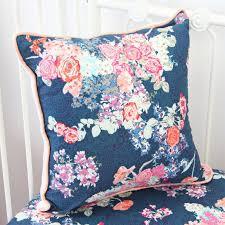 Teal And Purple Crib Bedding Coral Crib Bedding Set Tags Coral And Navy Baby Bedding Navy And