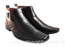 s leather dress boots canada s leather ankle boots casual zippered stretch fit dress