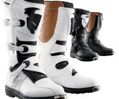 motocross boots 2018 thor blitz motocross boots white or black grips bikes