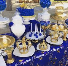 royal blue and gold baby shower decorations royal blue and gold baby shower royal blue royals