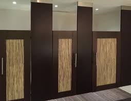 Steel Toilet Partitions Ironwood Manufacturing Wood Veneer Toilet Partition And Door With