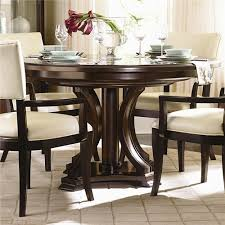 bernhardt dining room sets westwood round pedestal dining table with leaf by bernhardt dining