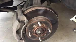 2007 honda accord rotors rotor thickness check for 2001 honda accord