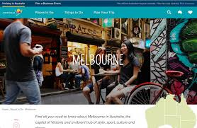 australia tourism bureau the 25 best tourism websites in the in 2016 skift