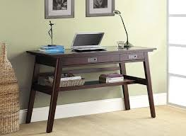 Pottery Barn Secretary Desk by Amazon Com Office Star Evans Writing Desk With Inset Tempered
