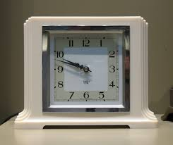 Home Design And Lighting by Decorating Mantel Clocks With White Wall Design And Lighting Lamp