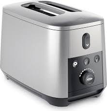2 Slice White Toaster Oxo On Motorized Toaster 2 Slice 8710400