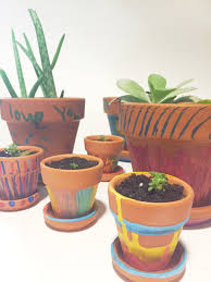 halloween clay pot crafts clay pot crafts archives fun family crafts