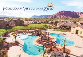 vacation homes in santa clara utah paradise village at zion