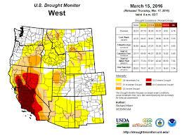 california drought map january 2016 and severe drought decline in california capradio org