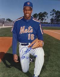 Doc Gooden Ex 1986 Mets - dwight gooden mets