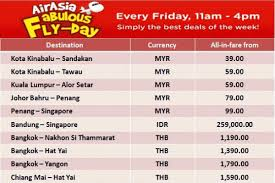 airasia bandung singapore airasia fabulous fly day is tomorrow trip tipster