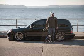 subaru forester lowered fitment building your own sti modified magazine building lowered