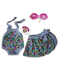 teddy clothes teddy clothes fits build a set swimwear with pink