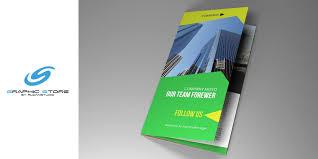 indesign brochure corporate vol 5 brochure templates codester