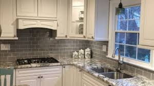 backsplash kitchen glass subway tile kitchen backsplash contemporary 5 verdesmoke