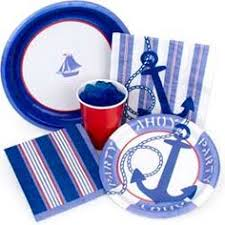 nautical party supplies nautical party 5 napkins nautical party party napkins and napkins