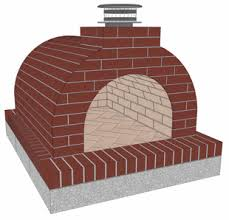 How To Build A Pizza Oven In Your Backyard Pizza Oven Kits Diy Outdoor Pizza Ovens In Wood Fired Wood