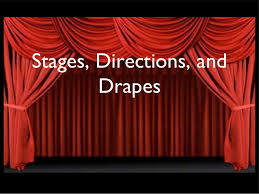 Theater Drape Types Of Stages And Drapes Theatre 1