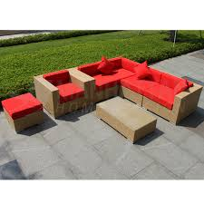 Outdoor Furniture Sectional Sofa Outdoor Wicker Sectional Sofa Outer Wicker Couch Wicker Sofa