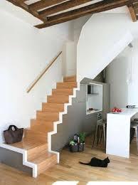 design idea space saving stairs design cool space saving stairs design idea