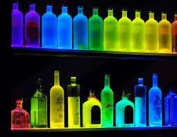 Liquor Display Shelves by Lighted Wall Display Shelf 13 Image Wall Shelves