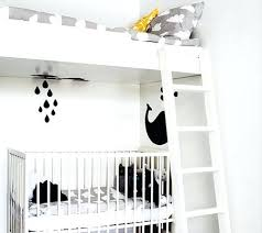 Baby Crib Bunk Beds Bunk Bed With Crib Underneath Bed Cribs Baby Cribs That Convert To