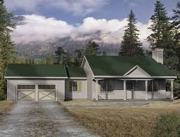 House Plans With Front Porch One Story One Story House Plans With Measurements Home Act