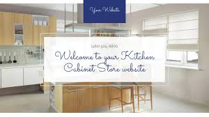Kitchen Cabinet Shops Various Kitchen Cabinet Store Website Templates Godaddy Of