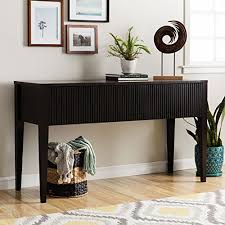 60 inch console table contemporary console table provides style and function 60 inch long