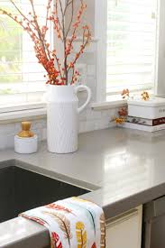 simple interior design for kitchen easy fall kitchen decorating ideas clean and scentsible