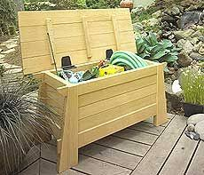 Free Woodworking Plans Outdoor Storage Bench by 677 Best Plans For Wood Furniture Images On Pinterest Wood