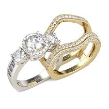 Jeulia Wedding Rings by Enhancer Rings Enhancers Wedding Rings Jeulia Jewelry