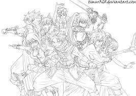 8 images of fairy tail coloring pages fairy tail anime coloring