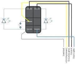 lighted rocker switch wiring diagram 120v 4 pin led rocker switch wiring diagram 125vac toggle switch wiring