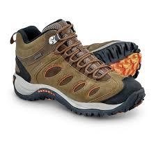 merrell womens hiking boots sale merrell reflex ii s waterproof mid hiking boots 613538