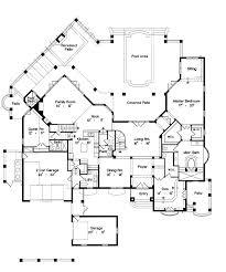 house plans european european style house plan 5 beds 4 baths 4771 sq ft plan european
